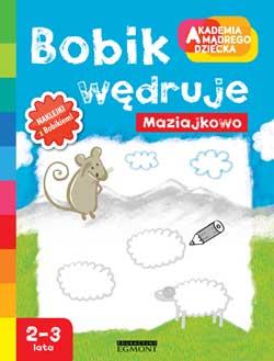 Bobik wędruje Akademia Mądrego Dziecka