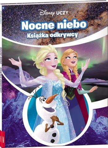 Disney Uczy Nocne niebo