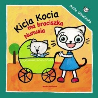 Kicia Kocia ma braciszka