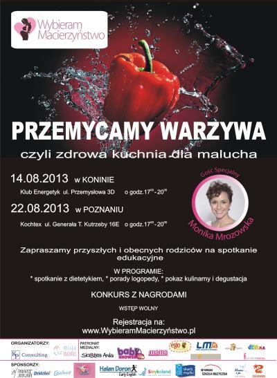Wybieram Macierzyństwo warsztaty Konin Poznań